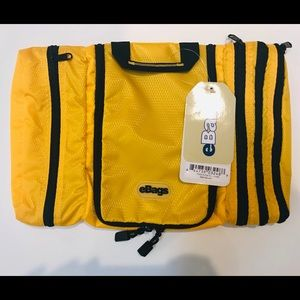 eBag Pack-it-Flat Toiletry Kit
